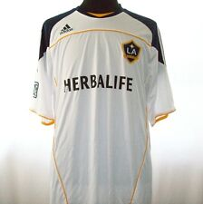 New! LOS ANGELES GALAXY MLS Football Jersey Shirt XL ADIDAS Clima Lite Soccer
