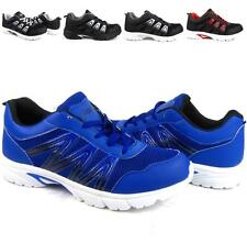Runner Men's Light Weight Sneakers Athletic Tennis Shoes Running Walking Gym