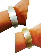 "Classy Bracelet for Fitbit Flex - The TORY 7"" Fitbit Bracelet - Gold or Silver"