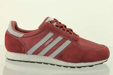 adidas Oregon Mens Trainers B-Q21275 Originals Canvas, Leather NWD
