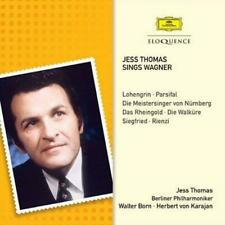 Jess Thomas Sings Wagner - Thomas,Jess CD-JEWEL CASE