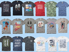 HOLLISTER By Abercrombie Mens Top T-Shirt S M L XL NEW Arrivals Styles NWT 2015