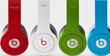 Beats by Dre Solo HD  Headphones- Red Black Pink Light Blue Dark Blue Just Beats