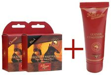 RM Williams Leather Conditioner + Stockman's Boot Polish Deal