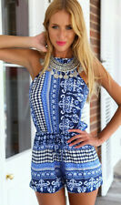 Amazing navy & white playsuit from ANGEL BIBA DEBBIE DABBIE BNWT 6 - 12