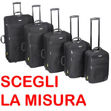 DUNLOP TROLLEY CABINA BAGAGLIO A MANO RYANAIR EASYJET VALIGIA RUOTE LOW COST 7