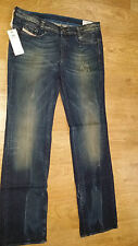 Adidas Originals Diesel Adi-Soozy Women's Jeans Wash 008 WR Stretch BNWT