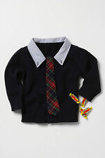 Anthropologie Country Club Sweater Cardigan 18-24 months & 2T, By Field Flower