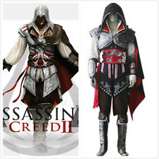 Assassin's Creed II Cospaly Clothing Ezio Black dress