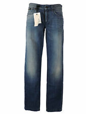Drykorn blue Jeans Damen 5 pocket denim blau faded Hose trousers neu mit Etikett