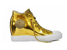 Converse CHUCK TAYLOR ALL STAR LUX Rich Gold 548375C Fashion Wedge limited