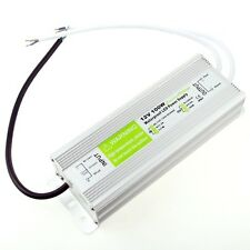 AC-DC 12V Transformer Power Supply Adapter LED Driver IP67 Waterproof 10W-200W