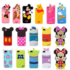 3D Cartoon Superhero Soft Silicone Rubber Case Cover For iPhone 5C 4G S 5S M7 Z1