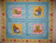 *Choose design - Beatrix Potter Peter Rabbit children cotton quilting fabric