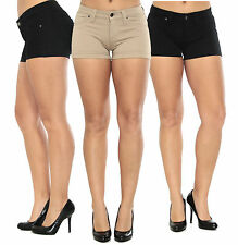 Sexy Fashion Women Lady High Waist Summer Beach Casual Mini Shorts Hot Pants