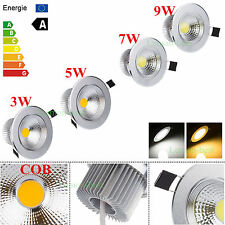 COB LED Dimmable Downlight Kit Energy Saving Ceiling Bulb Spotlight 3W 5W 7W 9W