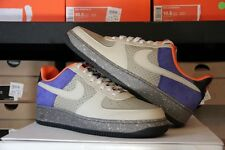 2008 NIKE AIR FORCE 1 LOW SUPREME MOWABB 10.5 REED BIRCH OLD ROYAL (318776-221)