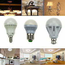 mini E14 E27/E26 B22 light bulb Globe energy led lamp cool warm white AC 220V