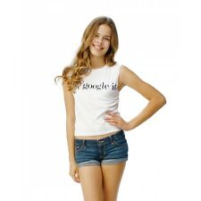 Google It Girls Muscle Tee AT1069MS