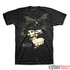 OZZY OSBOURNE Gargoyle Bat T-Shirt New Authentic Rock Tee S-3XL