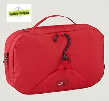 EAGLE CREEK Pack It Red Hanging Wallaby Toiletry Travel Case