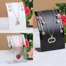 New Jewelry Earring Studs Neclace Pendant Holder Display Stand