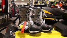 SKI-DOO LADIES REBEL BOOTS **N/C** 444168 NOW 20% OFF!!! SIZE 9 ONLY NO BOX!!