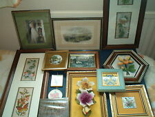WALL PLAQUES, PICTURES ~ click HERE to browse the menu