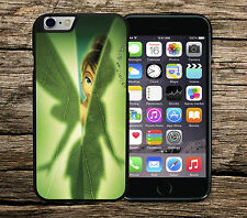 Disney Tinkerbell Pixie Peek A Boo Quote Iphone 6+ 6 5c 5/5s 4/4s Case/Cover