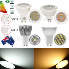 4w 5w 6w 7w LED Lamp Spot Light Bulbs 9w 15w High Power GU10/MR16 Day/Warm White