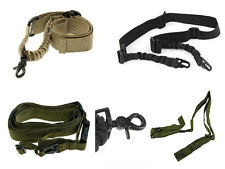 Airsoft Tactical Adjustable Airsoft Rifle Sling AEG Gun Strap 1, 2 and 3 Point