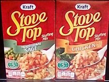 Stove Top ~ Stuffing Mix ~ Your Choice!