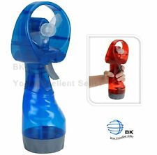 Mini Personal Portable Water Spray Fan Hand Misting Cooler Mist Battery Operated