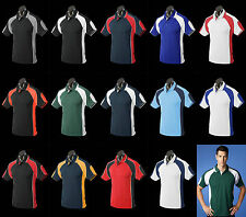 Mens Murray Polo Shirt 1300 | Business Uniform, Sport Club, Team, Work, Contrast
