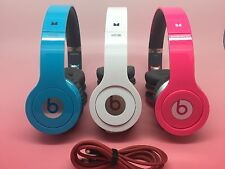 Beats by Dre Solo HD  Black , Red , Light Blue, Pink, Purple Just Beats