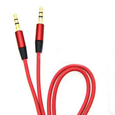 3.5 mm Jack Male to Male Aux Extension Audio Stereo Cable Cord For iPhone iPod U
