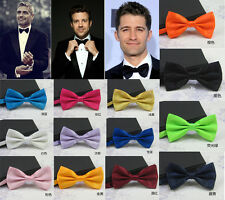 Men Classic Wedding Bowtie Necktie Bow Tie Novelty Tuxedo Fashion Adjustable