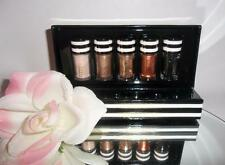 Authentic MAC Nocturnals Pigment and Glitter 5pc Gift Set Black / Gold SOLD OUT