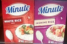 Minute Rice ~ Instant Whole Grain & Long Grain Rice ~ Your Choice!