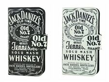 Hot Jack Daniel's PU Leather Flip Case Cover for Samsung Galaxy S5 G9006