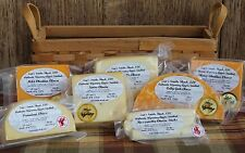 Zap's Smoke Shack, LLC Authentic Wyoming Cold Apple Smoked Cheese * 8 Varieties