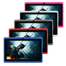 "Q8 7"" Google Android 4.4 Tablet PC ATM 7031A Quad-Core 4GB Wi-Fi Bluetooth Cams"