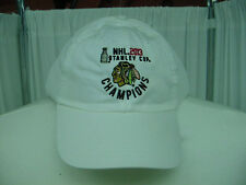 Chicago Blackhawks 2013 Stanley Cup Champions Antigua Pro-Line Embroidered Cap