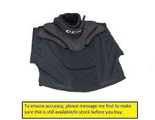 CCM BNQ Shirt Style Hockey Goalie Throat Collar (TCPRO) Senior - New!