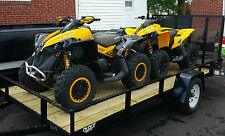 2014 Can am Renegade 1000 XXC 4x4 ATV ~ Excellent Condition!