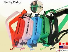 C12 A99 Golf Funky Golf Bag Driving Range Carrier Sleeve Light Gift - Easy carry