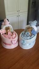 Baby Cribs Nappy Cake, Boy, Girl, Neutral, Baby Gift, Baby Shower