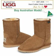 NEW 100% Australian Made Short Ugg Boots, 16 Colours. Big Sizes Available!