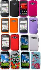 Pick Your Snap-On Phone Case for (T-Mobile / MetroPCS) ZTE Concord 2 II Z730