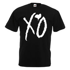 Original Schwarzmarkt Herren T-Shirt Modell XO The Weeknd; Dope Swag Obey Asap